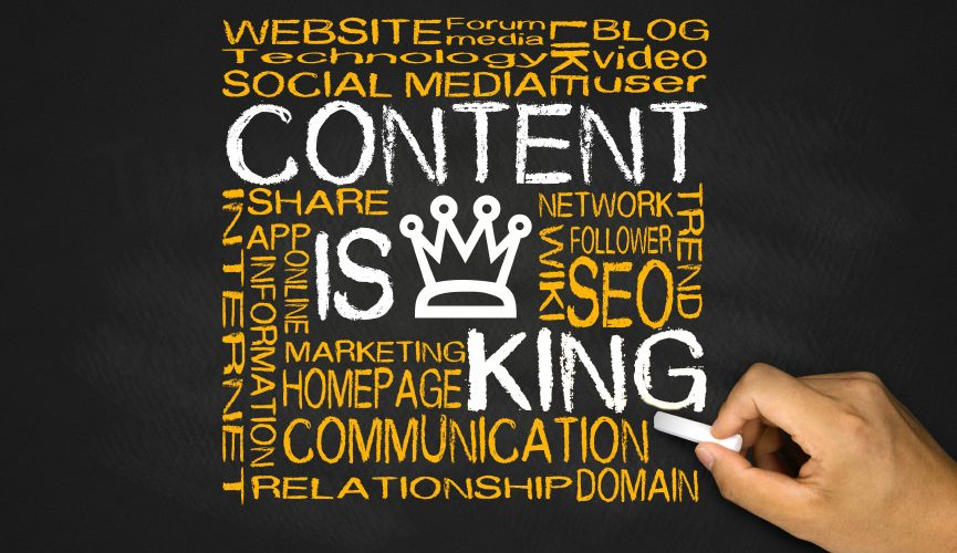 4 REASONS WHY TEXTUAL CONTENT IS PIVOTAL TO THE DEVELOPMENT OF YOUR WEBSITE